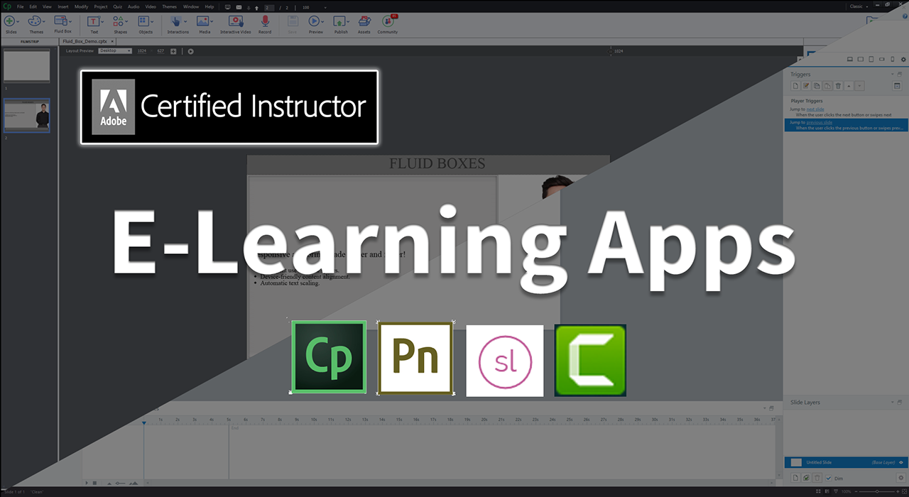 Major E-Learning Apps