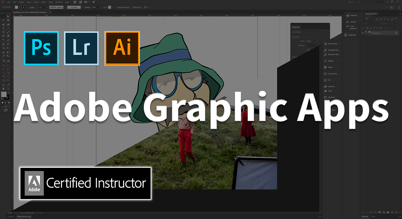 Adobe Graphic Apps