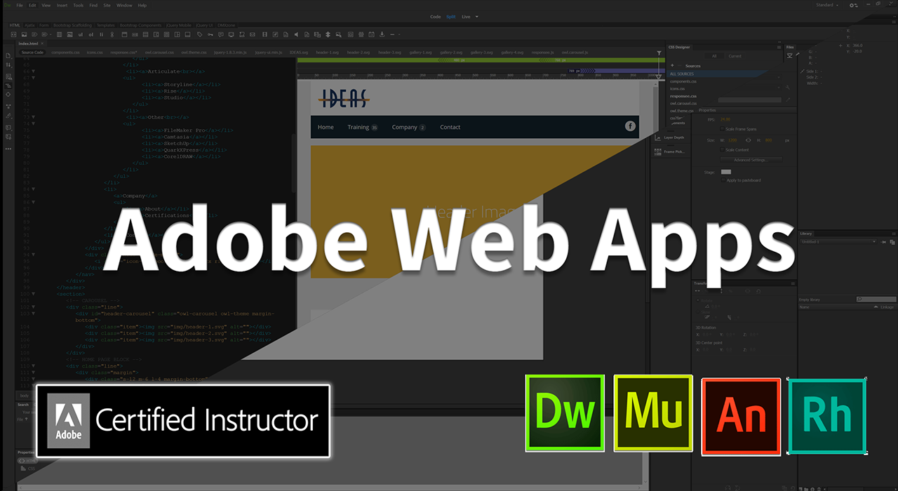 Adobe Web Apps